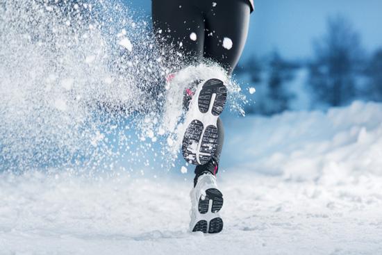 Running in all seasons